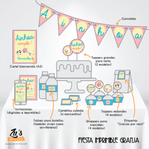 Fiesta Granja imprimible