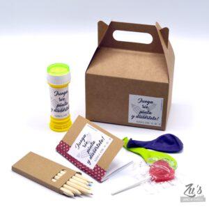 Kit para niños